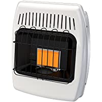 Dyna Glo IR6PMDG-1 6000 Btu LP Infrared Vent Free Wall Heater