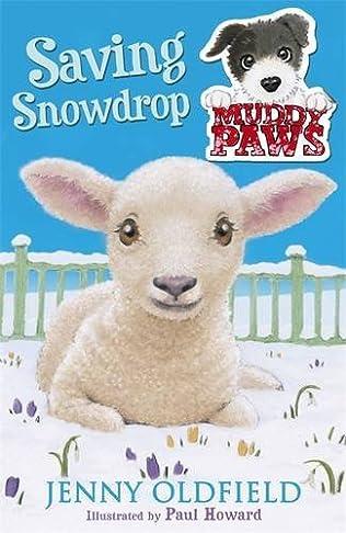 book cover of Saving Snowdrop