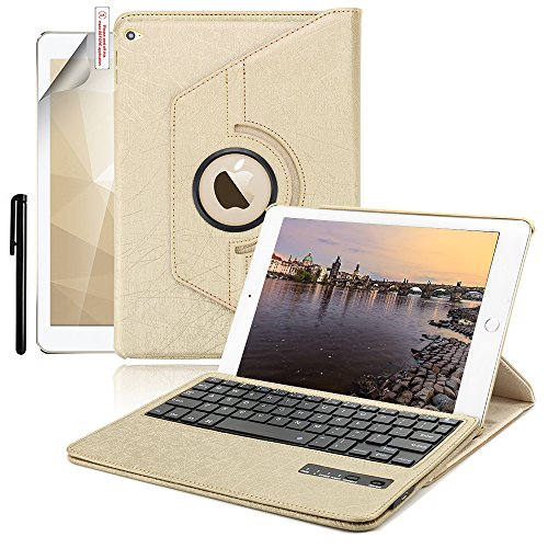 ipad air case removable keyboard - 9