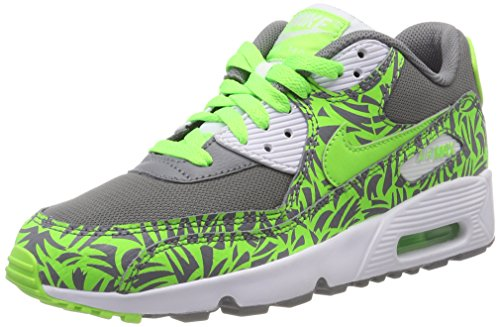 Grey Electric Green Cool Chaussures Cool Gris Nike de Electric white Gris Green Grey Sport Garçon White 1wfOq