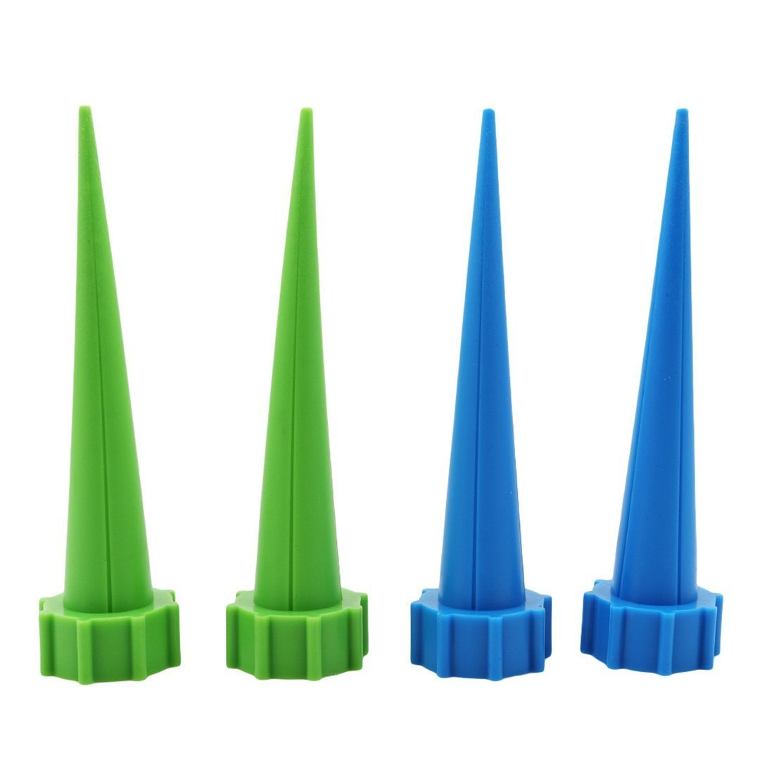Everyfit Plant Waterer Self Watering Spikes Waterers Bottle Slow Release Self Irrigation System Automatic Garden Water Control Drip Cone Spike Flower Plant (4pack) China