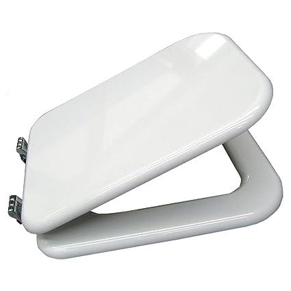 Sedile Wc Copriwater Bianco Ideal Standard Conca.Asse Sedile Per Wc Conca Ideal Standard Marca Acb Linea Smart