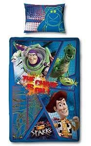 Toy Story Fractal Cama Edredón cover set - ropa de cama con la caja de la almohadilla
