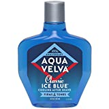 Aqua Velva After Shave for Men, Classic Ice Blue, 7 Ounce