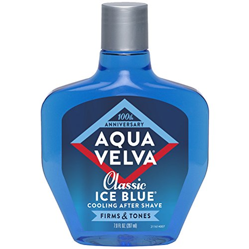 Aqua Velva After Shave, Classic Ice Blue, 7 Ounce