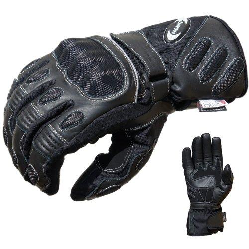 PROANTI Motorradhandschuhe Winter Regen Touring Motorrad Handschuhe