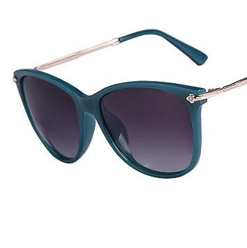 SHULING Gafas De Sol Moda Gafas De Sol Polarizadas LadyS Nuevas Gafas De Sol, Caja