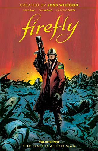 Firefly: The Unification War Vol 2 (2) from BOOM! Studios