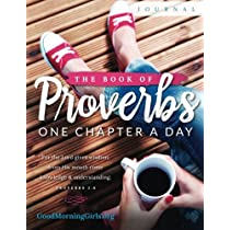 The Book of Proverbs Journal: One Chapter a Day: Courtney Joseph