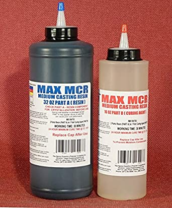 MAX ELECTRONIC GRADE Epoxy Resin System - 48 Ounce Kit For Electrical  Insulation, Electronic Potting, Encapsulating, Waterproffing, Masking  Sealant,
