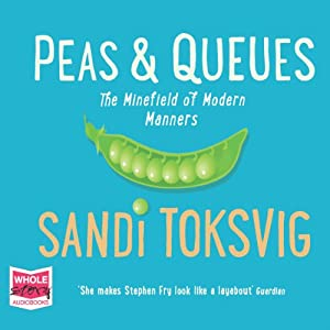 Peas and Queues Audiobook