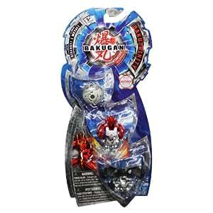 Spin Master 6017426 Bakugan Bakutriniti - Luchador Bakugan