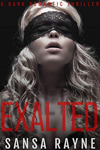 Exalted: A Dark Romantic Thriller (The Agency Book 2)