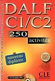 img - for Le Nouvel Entrainez-Vous: Nouveau Dalf C1/C2 - 250 Activites - Livre & CD MP3 by Richard Lescure (2006-03-16) book / textbook / text book