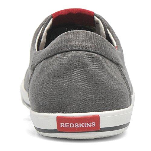Uomo Mn Redskins Sneaker Anthracite Ludop AqUxxnETB