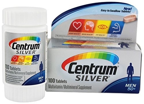 Centrum Silver Multivitamin Multimineral Tablets product image