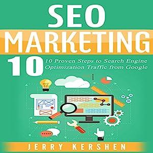 SEO Marketing Audiobook
