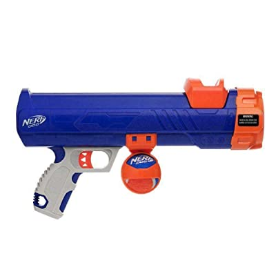 Nerf Dog Compact Tennis Ball Blaster Dog Toy
