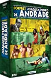 Joaquim Pedro de Andrade 5-DVD Set ( Macunaíma / Os Inconfidentes / O Padre e a Moça / Guerra Conjugal / O Homem do Pau-Brasil ) ( Jungle Freaks / The Co [ NON-USA FORMAT, PAL, Reg.2 Import - France ]