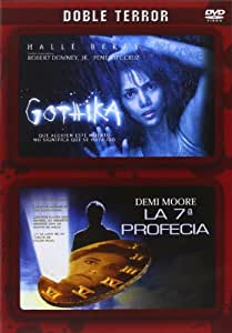 "Doble Terror ""Gothika+La Septima Profecia"" [DVD]"