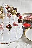 Bakelicious Cake Pop Plastic Sticks, Set of