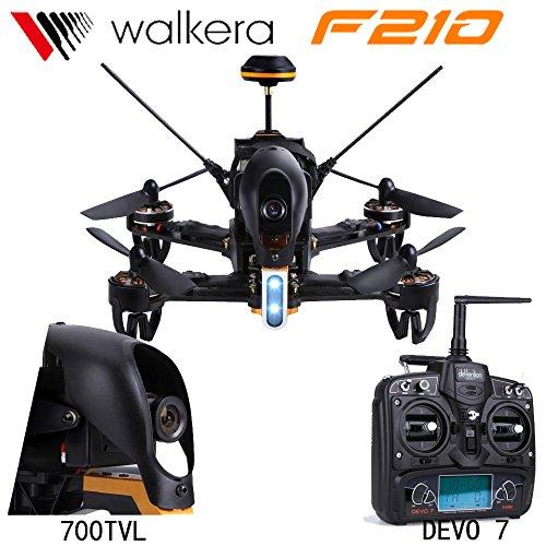 Walkera F210 Quadcopter (Carbon Black)