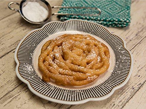 Pancake Mix Funnel Cake
