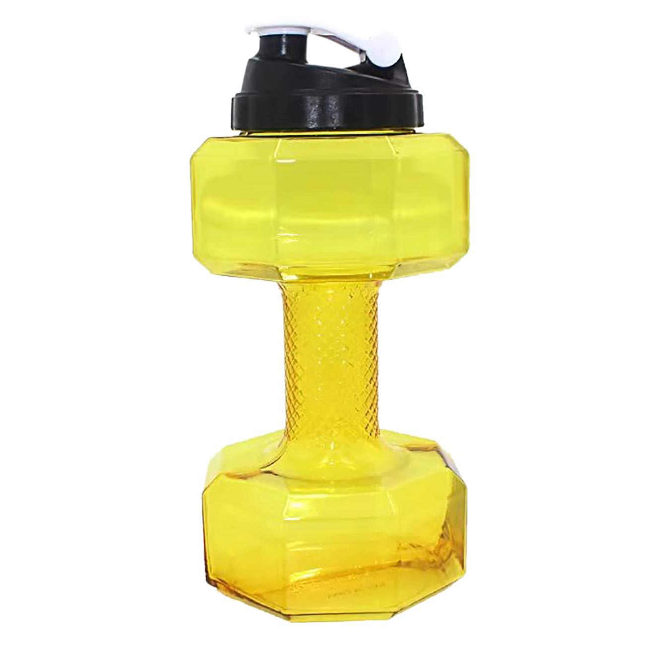 Wamsatto Botella de Agua Forma de Mancuerna Botella para ...