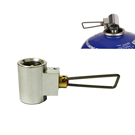 Molre-yan Cilindro de Gas Válvula de inflado Conjunto de Tanque de Gas Plano Exterior