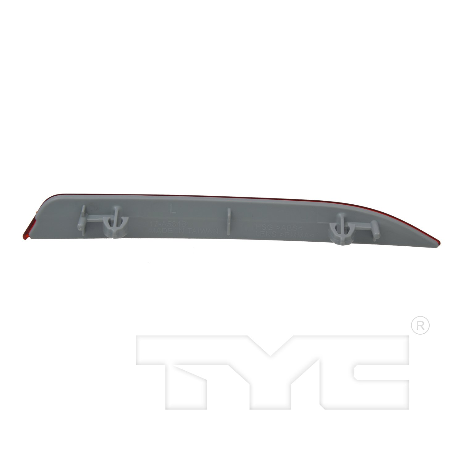 TYC 17-0534-00 Ford Taurus Left Replacement Reflex Reflector