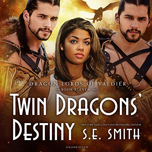 Twin Dragons' Destiny: The Dragon Lords of Valdier Series, Book 11 Audiobook [Free Download by Trial] thumbnail