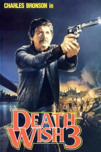Death Wish III (Sam Hunt Back Of A Cop Car)