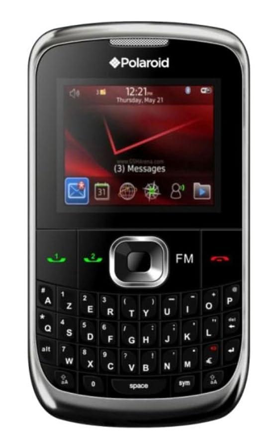3 opinioni per Polaroid pro1021pr Smartphone (GPRS, Bluetooth, GSM, Quad Band Dual SIM, colore: