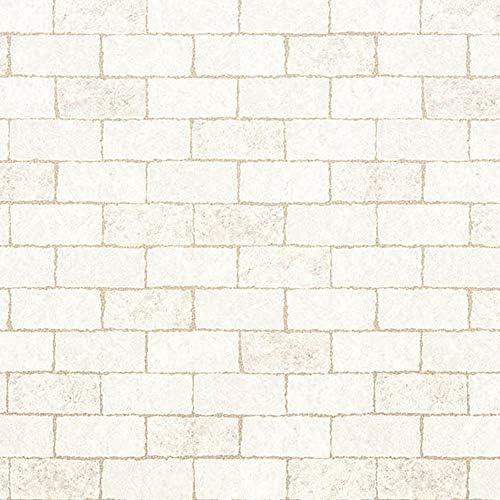 壁紙 のり付き クロス レンガ ナチュラル セレクション JQ3 【CC-FE6202】 サンゲツ 1m単位