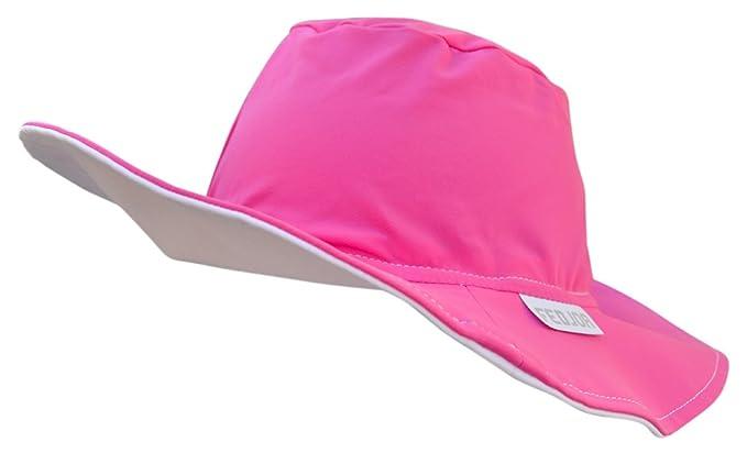 ed23cb012e30 FEDJOA Chapeau Anti-UV - Bébé - Fille - TIKI  Amazon.fr  Vêtements ...
