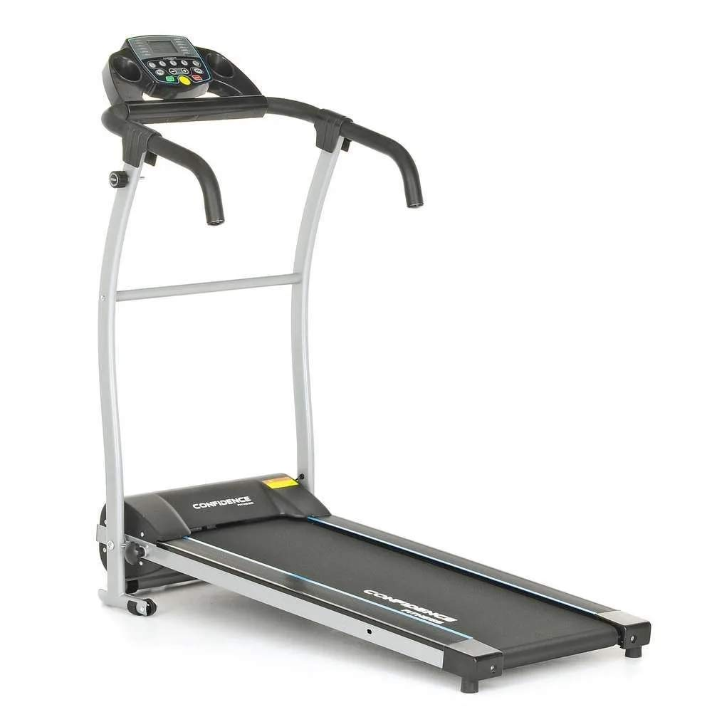 Confidence Fitness TP-1 Electric Treadmill Folding Motorised Running Machine by Confidence (Image #1)