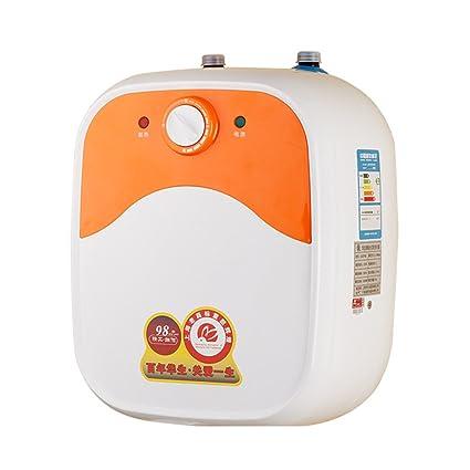 6L 1.5kW debajo del calentador de agua del fregadero con la cocina eléctrica instantánea Calentador