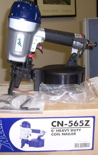 AXXIS CN-565Z ZERO DEGREE COIL NAILER