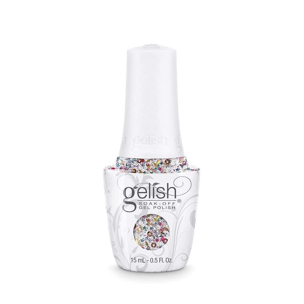 Harmony Gelish, Gel de manicura y pedicura (Over The Top Pop) - 15 ml. HMYG2214