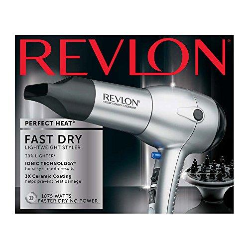 Revlon Perfect Heat 1875W Fast Dry Dryer