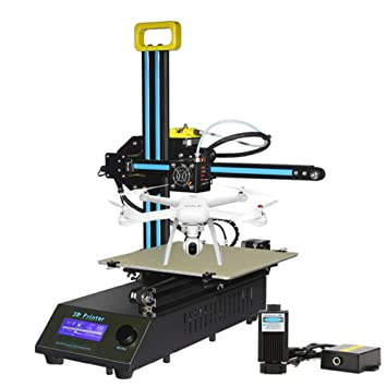 Creality Impresora 3D CR-8 3D Printer with Heated Build Plate ...