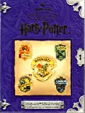 Hallmark Harry Potter Hogwarts School Crests Ornaments