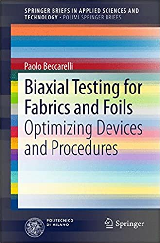 Biaxial Testing for Fabrics and Foils (SpringerBriefs in Applied Sciences and Technology)