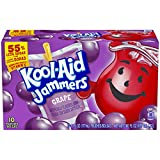 Kool-Aid Grape Jammers, 6 Ounce, 10 Count