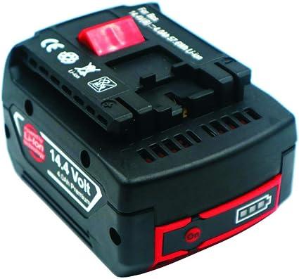 3.0Ah 14.4V Replacement Li-ion Battery For Bosch BAT607 BAT607G BAT614 BAT614G