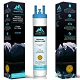 Mountain Fresh Refrigerator Water Filters - Clean, Refreshing and Pure Tasting Water from Home The Mountain Fresh Water Filter is a premium, cost effective replacement filter for your refrigerator. It's easy to install yourself and can supply you wit...