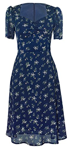 dress with a sweetheart neckline - 2