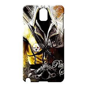 samsung note 3 covers PC High Quality phone case mobile phone case pittsburgh steelers nfl football