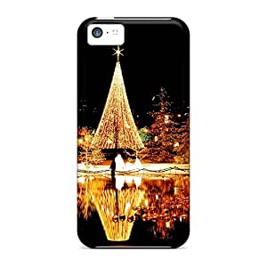 KNdUC3956LLQPb Christmas Nights Awesome High Quality Iphone 5c Case Skin