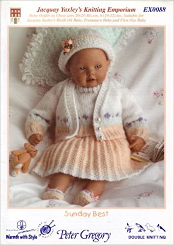 db6d3675d Jacquay Yaxley Heidi Ott Baby Doll Outfits  Suitable for Premature ...